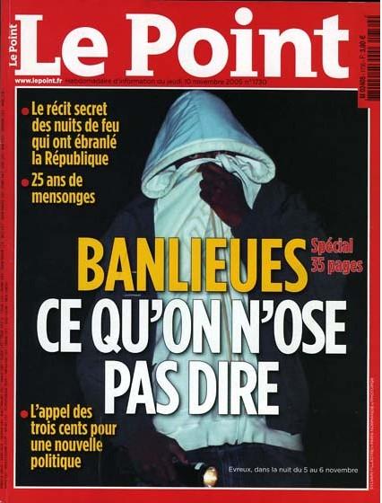 《观点-Le point》(法国)