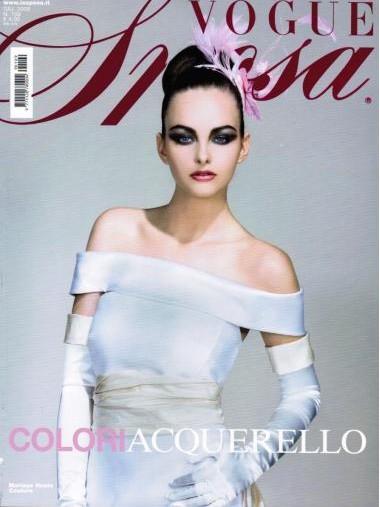 《婚礼服-VOGUE SPOSA》(意大利)