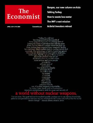 《经济学人-the economist》(英国)