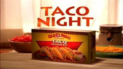 墨西哥玉米卷TACO NIGHT