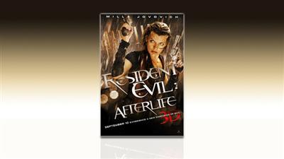 生化危机4 Resident Evil: Afterlife
